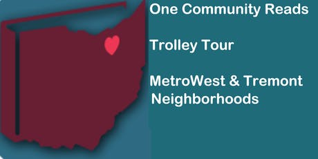 One Community Reads Trolley Tour tickets
