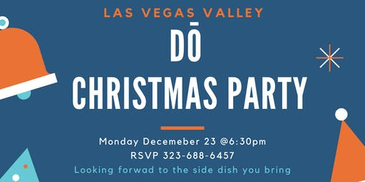 dō Christmas Party -Las Vegas Area