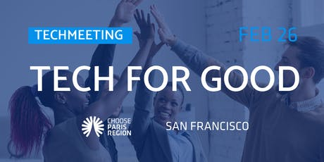 TechMeeting - Tech for Good tickets