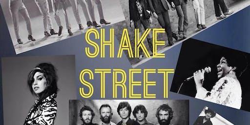Shake Street Band - Burlington's Concert Stage