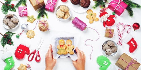 Cookie Baking & Decorating Class at Baked by Beena! tickets