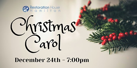 Hamilton Christmas Carol ! tickets