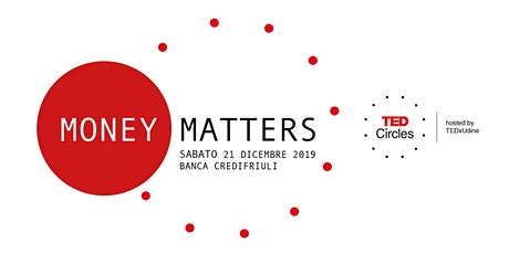 TED Circles: Money Matters biglietti