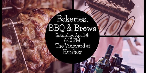 Bakeries, BBQ, and Brews! Fundraiser