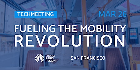 TechMeeting - Fueling the Mobility Revolution tickets