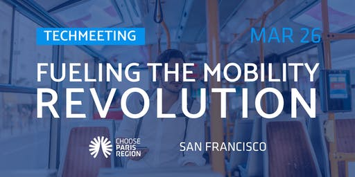 TechMeeting - Fueling the Mobility Revolution