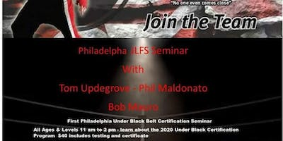 First Philadelphia JLFS Under Black Certification Seminar