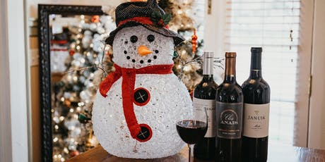 December 2019 Holiday Wine Tasting With Jean Francois tickets