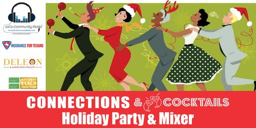 Holiday Connections & Cocktails Business Mixer Burleson