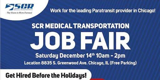 SCR Job Fair - Same Day Hiring Event