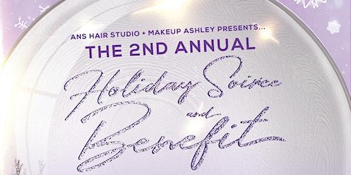 ANS Hair Studio & Makeup Ashley 2nd  Annual Holiday Soirée & Benefit