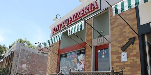 Buy all of Tony's Pizza 2020