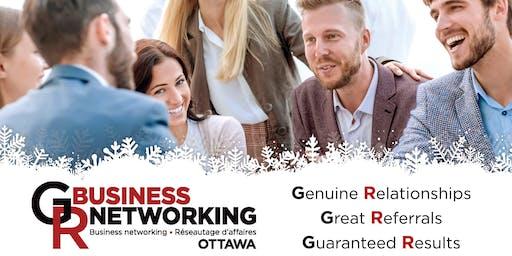 Ottawa East Business Bridge Gappers Networking Breakfast-Guests welcome!