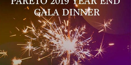 Pareto Singapore Gala Dinner/Networking Event tickets