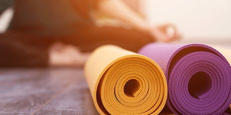Yoga with Sangha Studio: Intention Setting for the New Year tickets
