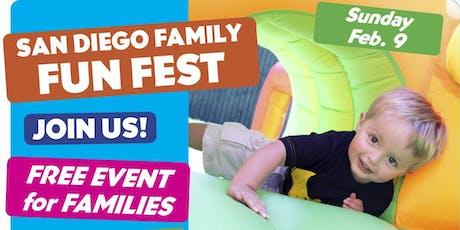 San Diego Family Fun Fest tickets