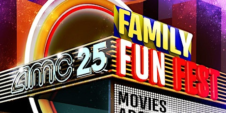 The Official AMC Times Square Family Fun Fest New Years Eve Party 2020 tickets