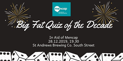 Big Fat Quiz of the Decade in Aid of Mencap