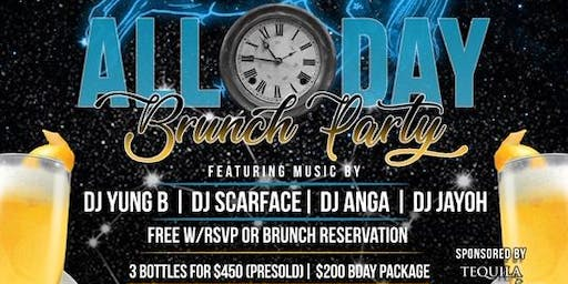 Jamesst.Patrick Presents All Day Brunch Party