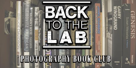 Back To The Lab Photography Book Club: Jonathan Higbee: Coincidences tickets