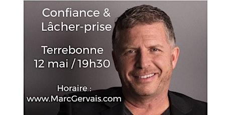 TERREBONNE - Confiance / Lâcher-prise 15$  billets