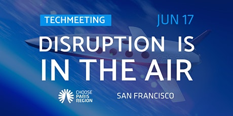 TechMeeting - Disruption is in the Air tickets