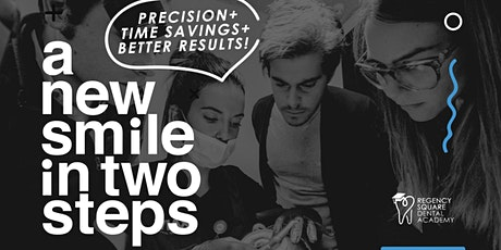 A New Smile In Two Steps.  Firstfit!!! tickets