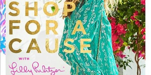 Lilly Pulitzer Shop & Share - The Gardens Mall