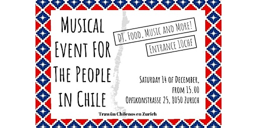 Musical Event for the People in Chile