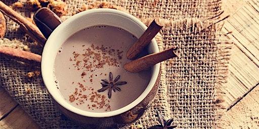 Kitchen Medicine Series: Wild Mushroom Broth and Chai