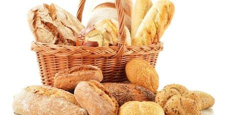 Bread Making 101 $85 tickets