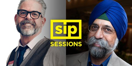 Sip Session | Ripi & Brent  – Will we be anything more than a blip in time? tickets