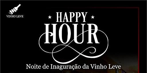 Noite de Inauguração da Vinho Leve
