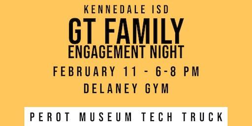 GT Family Engagement Night (K-6)