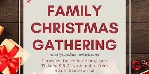 House of Healing International's Family Christmas Gathering