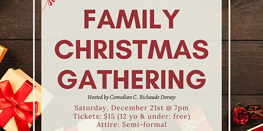 House of Healing International's Family Christmas Gathering