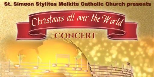Christmas all over the world - Choir night