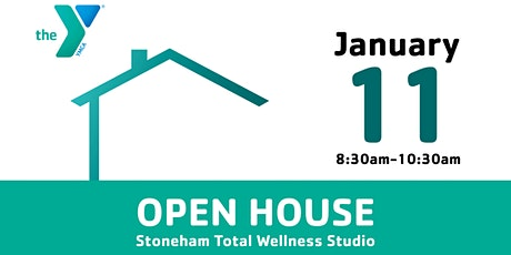 Stoneham Total Wellness Studio Open House tickets