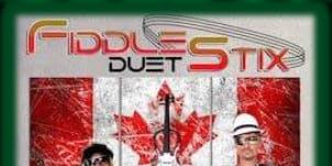 Fiddle Styx Duo - Burlington's Concert Stage