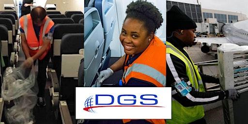 JOB FAIR!!  Delta Global Services