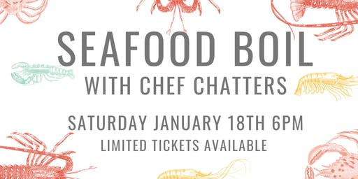 Seafood Boil w/ Chef Chatters