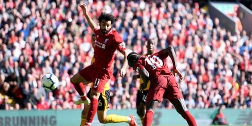 Liverpool v Wolverhampton Wanderers  |  K/O 16:30  | U18s permitted