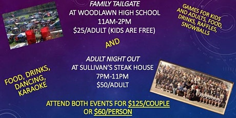 WHS Class of 2000,   20 year Reunion tickets