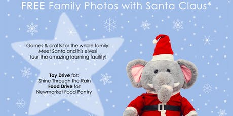Free Family Photos with Santa! tickets