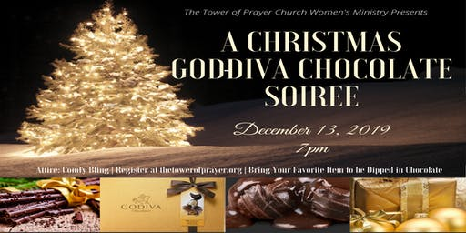 Christmas God Diva Chocolate Soiree