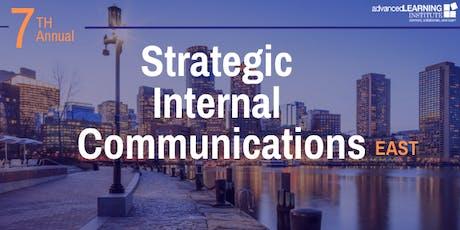 7th Annual Strategic Internal Communications--East tickets