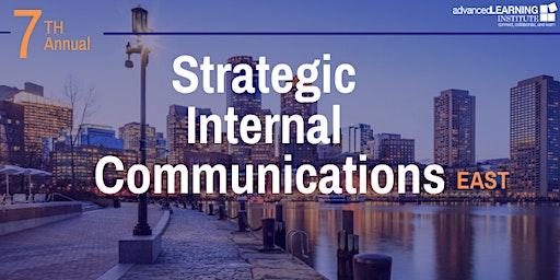 7th Annual Strategic Internal Communications--East