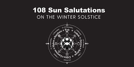 108 Sun Salutations for the Winter Solstice tickets