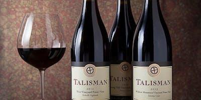 Wine Tasting with Talisman Wines