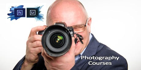 Photography Course For Beginners at Warrington photography studio tickets